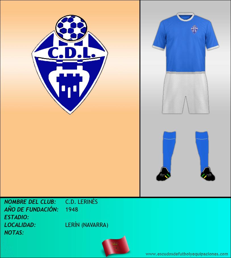 Escudo de C.D. LERINÉS