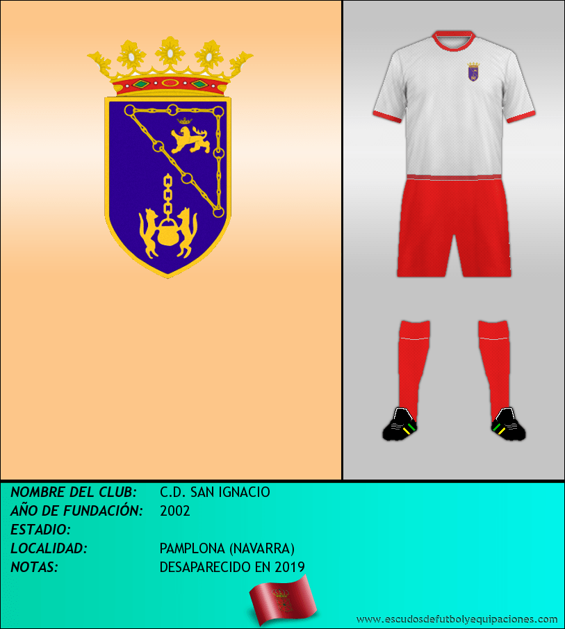 Escudo de C.D. SAN IGNACIO