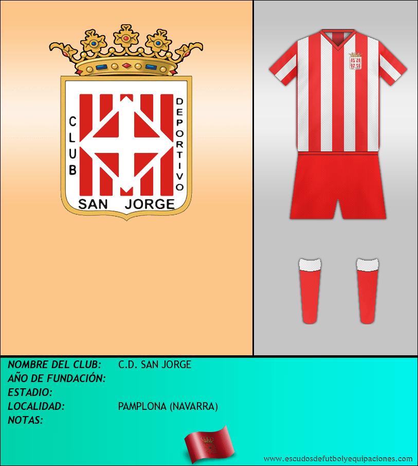 Escudo de C.D. SAN JORGE