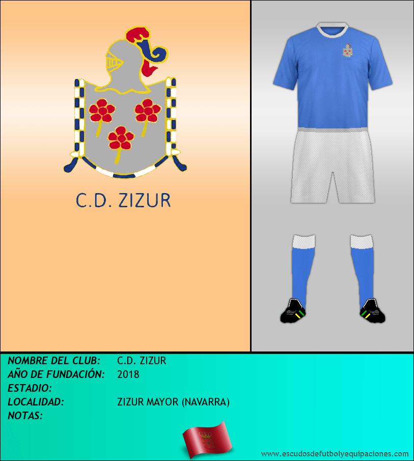 Escudo de C.D. ZIZUR