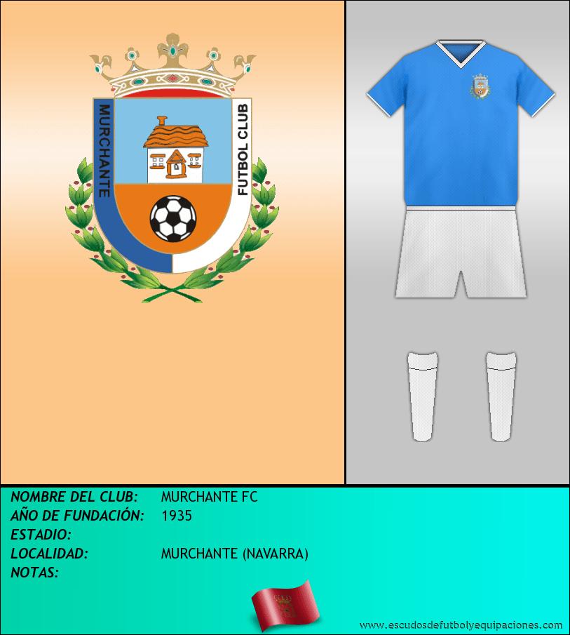 Escudo de MURCHANTE FC