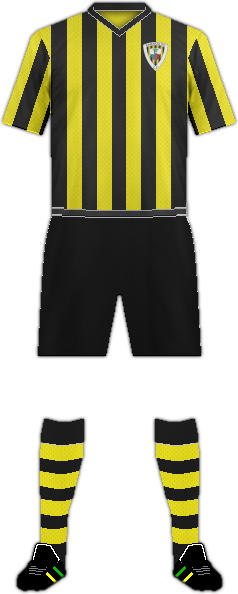 Camiseta BARAKALDO CF.