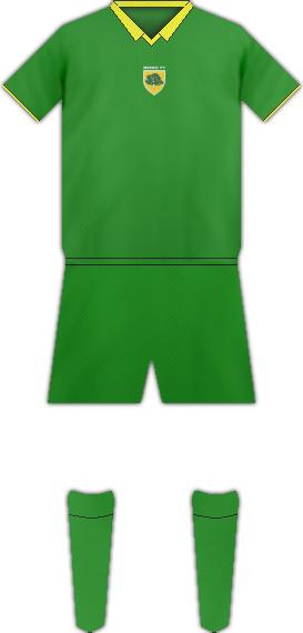 Camiseta BERIO F.C.