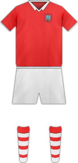 Camiseta BERMEO C.