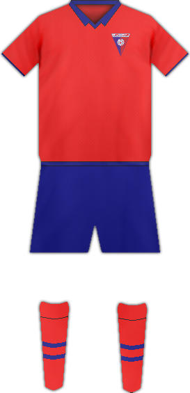 Camiseta C.D. AURRERA VITORIA