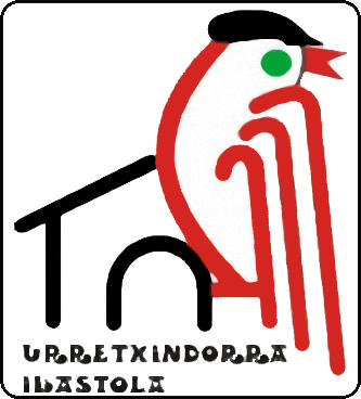 Escudo de A.D. URRETXINDORRA (PAÍS VASCO)