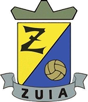 Escudo de A.D. ZUIA DE FÚTBOL (PAÍS VASCO)