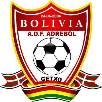 Escudo de A.D.F. ADREBOL (PAÍS VASCO)