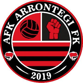 Escudo de A.F.K. ARRONTEGI F.K. (PAÍS VASCO)