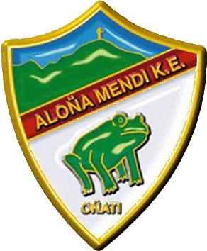 Escudo de ALOÑA MENDI K.E. (PAÍS VASCO)