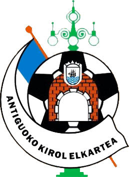 Escudo de ANTIGUOKO K.E. (PAÍS VASCO)