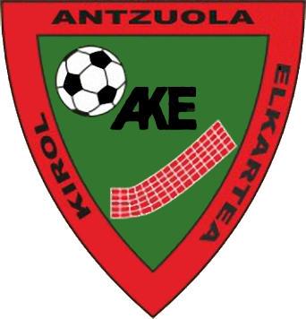 Escudo de ANTZUOLA K.E. (PAÍS VASCO)