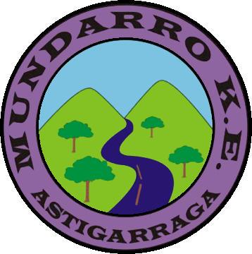 Escudo de ASTIGARRAGAKO MUNDARRO F.K.E. (PAÍS VASCO)