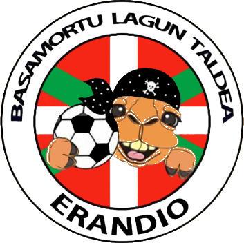 Escudo de BASAMORTU LAGUN TALDEA (PAÍS VASCO)
