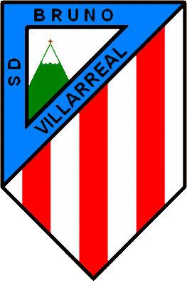 Escudo de BRUNO VILLAREAL SD (PAÍS VASCO)