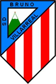 Escudo de BRUNO VILLARREAL SD (PAÍS VASCO)
