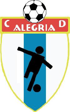 Escudo de C.D. ALEGRIA (PAÍS VASCO)