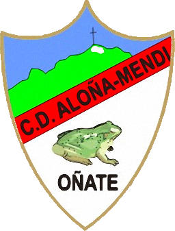 Escudo de C.D. ALOÑA-MENDI (PAÍS VASCO)