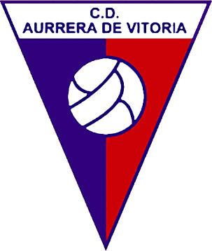 Escudo de C.D. AURRERA DE VITORIA (PAÍS VASCO)