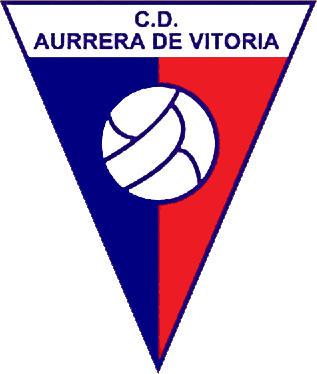 Escudo de C.D. AURRERA VITORIA (PAÍS VASCO)