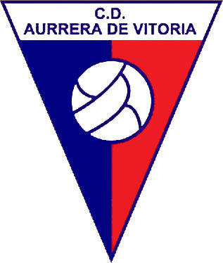 Escudo de C.D. AURRERA VITORIA (PAÍS BASCO)
