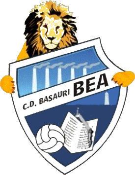 Escudo de C.D. BASAURI-B.E.A. (PAÍS VASCO)