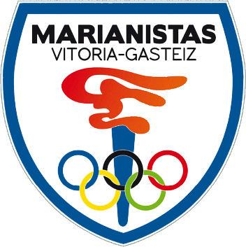 Escudo de C.D. EL PILAR-MARIANISTAS (PAÍS VASCO)