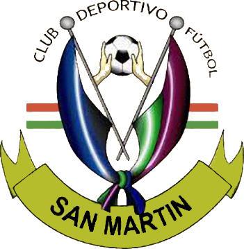 Escudo de C.D. FÚTBOL SAN MARTIN (PAÍS VASCO)