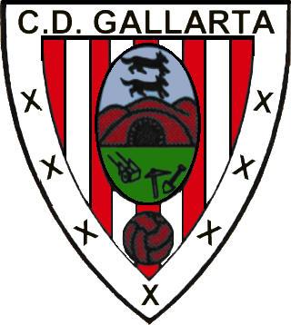 Escudo de C.D. GALLARTA (PAÍS VASCO)
