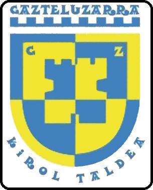 Escudo de C.D. GAZTELUZARRA (PAÍS BASCO)