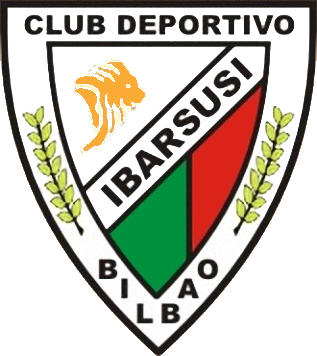 Escudo de C.D. IBARSUSI (PAÍS BASCO)