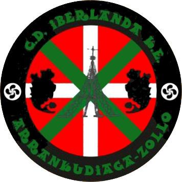 Escudo de C.D. IBERLANDA K.E. (PAÍS VASCO)