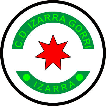 Escudo de C.D. IZARRA GORRI (PAÍS VASCO)
