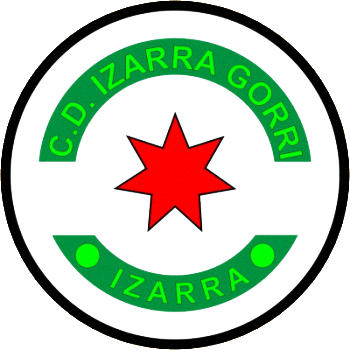 Escudo de C.D. IZARRA (PAÍS VASCO)