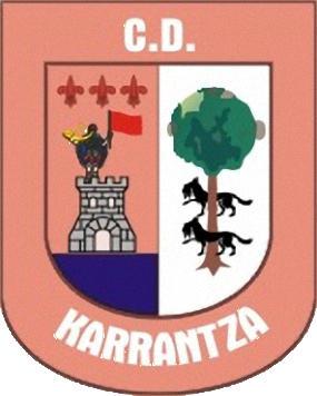 Escudo de C.D. KARRANTZA (PAÍS VASCO)