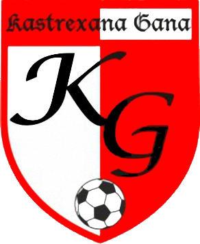 Escudo de C.D. KASTREXANA GANA (PAÍS VASCO)