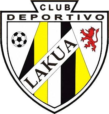 Escudo de C.D. LAKUA  (PAÍS VASCO)