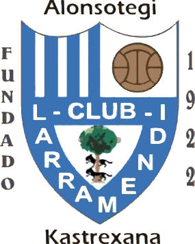 Escudo de C.D. LARRAMENDI (PAÍS BASCO)