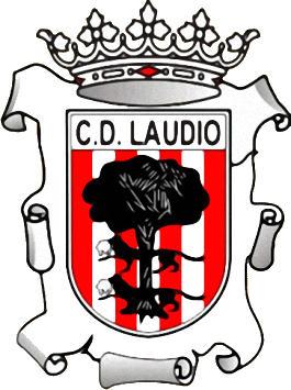 Escudo de C.D. LAUDIO (PAÍS VASCO)