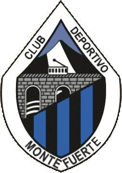 Escudo de C.D. MONTEFUERTE (PAÍS VASCO)