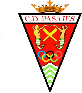 Escudo de C.D. PASAJES (PAÍS VASCO)