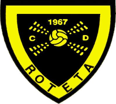 Escudo de C.D. ROTETA (PAÍS VASCO)