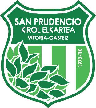 Escudo de C.D. SAN PRUDENCIO (PAÍS VASCO)