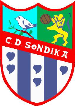Escudo de C.D. SONDIKA (PAÍS VASCO)