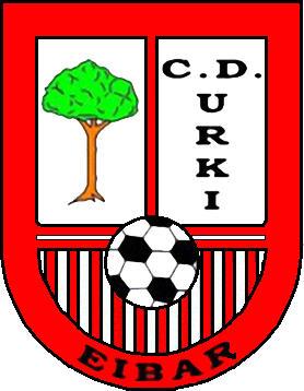 Escudo de C.D. URKI (PAÍS VASCO)