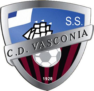 Escudo de C.D. VASCONIA (PAÍS VASCO)