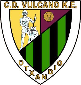 Escudo de C.D. VULCANO K.E. (PAÍS VASCO)