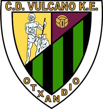 Escudo de C.D. VULCANO (PAÍS VASCO)