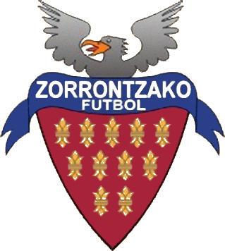 Escudo de C.D. ZORRONTZAKO (PAÍS VASCO)