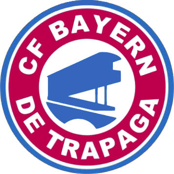 Escudo de C.F. BAYERN DE TRAPAGA (PAÍS VASCO)